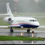 Перелет самолетом Falcon 2000EX в Канны