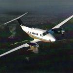 Перелет самолетом King Air B200GT в Канны