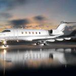 Перелет самолетом Challenger 300 в Канны