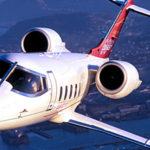 Перелет самолетом Learjet 60 XR в Канны