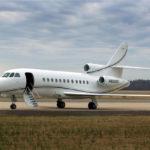 Перелет самолетом Falcon 900B в Канны
