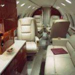 Перелет самолетом Hawker HS-125-800 в Канны