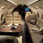 Перелет самолетом Challenger 604 в Канны