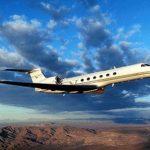Перелет самолетом Gulfstream V в Канны