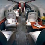 Перелет самолетом Challenger 800 в Канны