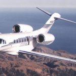 Перелет самолетом Cessna Citation X в Канны