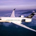 Перелет самолетом Global 5000 в Канны