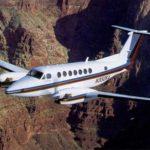 Перелет самолетом King Air 350 в Канны