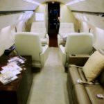 Перелет самолетом Gulfstream IV в Канны