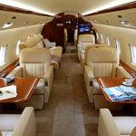 Перелет самолетом Challenger 850 в Канны