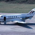 Перелет самолетом Hawker HS-125-400 в Канны