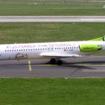 Перелет самолетом Fokker 100 в Канны