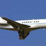 Перелет самолетом Falcon 2000DX в Канны