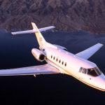 Перелет самолетом Hawker 800XP в Канны