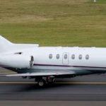 Перелет самолетом Hawker HS-125-700 в Канны